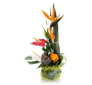סידור פרחים 54