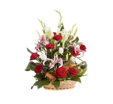 סידור פרחים 58