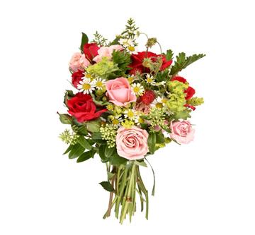 זר פרחים 67
