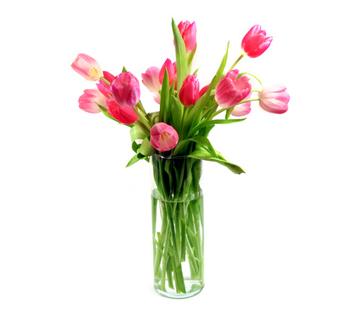 זר פרחים 010
