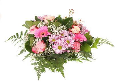 פרחים ליום הולדת -זר פרחים 05