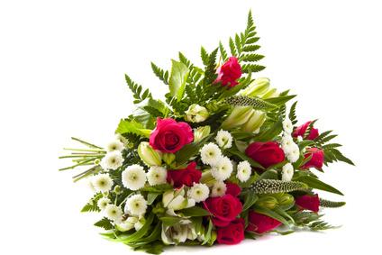 זר פרחים 71