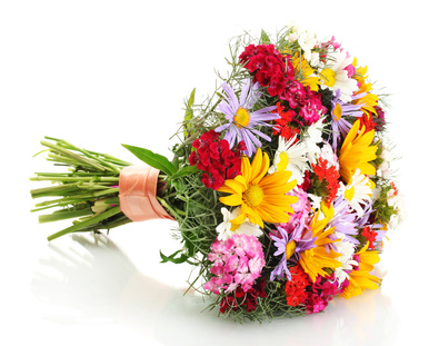 זר פרחים 59