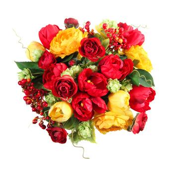 זר פרחים 31