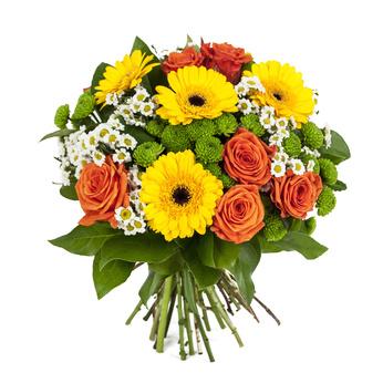 זר פרחים 004