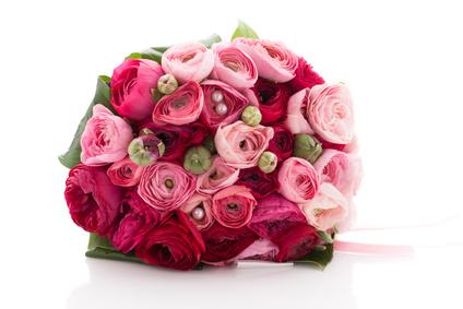 זר פרחים 012