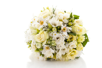 זר פרחים 011