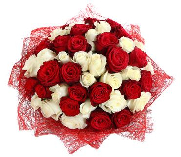 משלוחי פרחים רמת גן -זר פרחים 06